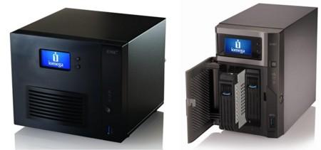 Nuevos NAS de Iomega para grandes almacenadores digitales con bolsillos desahogados