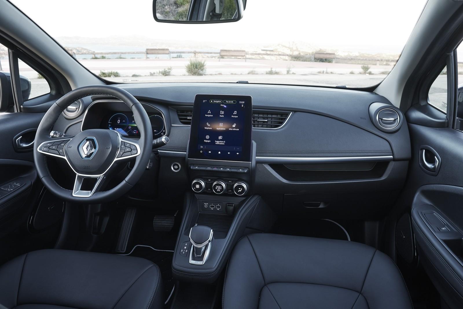 Foto de Renault ZOE 2020, prueba (10/37)