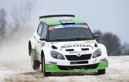 Esapekka Lappi triunfa en el Rally Liepaja-Ventspils