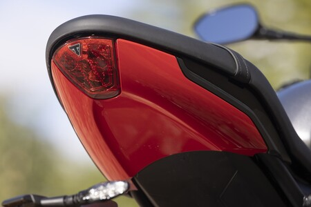 Triumph Trident 2020 Prueba 037