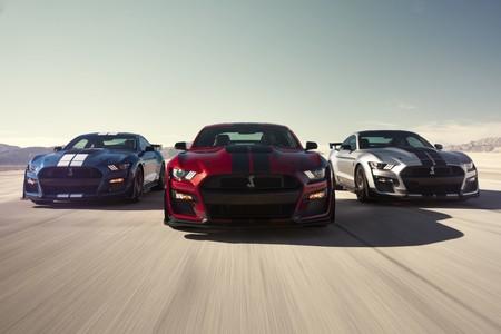 Shelby GT500 2020 se revela en el Auto Show de Detroit 2019