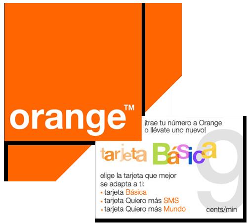 Foto de Orange prepago ofertas marzo (1/1)