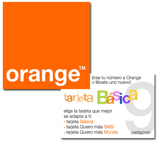Orange prepago ofertas marzo