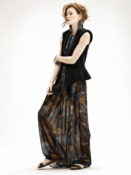 H&M nos propone un Verano 2013 oscuro y alternativo (pero delicioso), ¿estás dentro?
