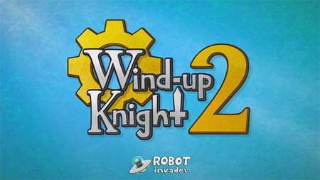 Wind-up Knight 2 para Android, una nueva aventura para el pequeño caballero de cuerda