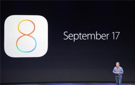 Apple confirma las previsiones: iOS 8 está en el 47% de sus dispositivos móviles
