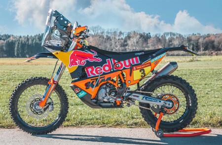 Ktm 450 Rally Dakar 2021 8