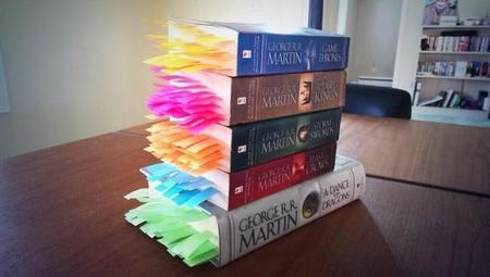 Todas las muertes en los libros de 'Juego de Tronos', la imagen de la semana