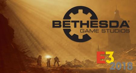 E3 2018: todas las novedades, nuevos juegos y tráilers de Bethesda