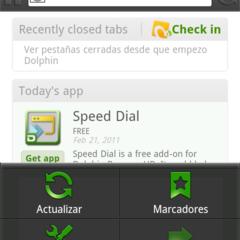 Foto 2 de 21 de la galería dolphin-browser-hd en Xataka Android