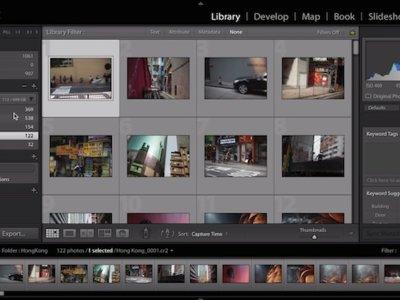 Adobe nos enseña (en vídeo) las novedades de Lightroom CC