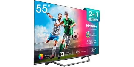 Hisense Uhd Tv 2020 55ae7400f