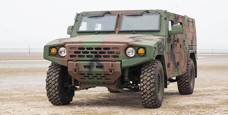 Foto de Kia Light Tactical Vehicle (1/12)