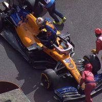 Una tuerca mal apretada complica a McLaren y Carlos Sainz el final del mundial de Fórmula 1