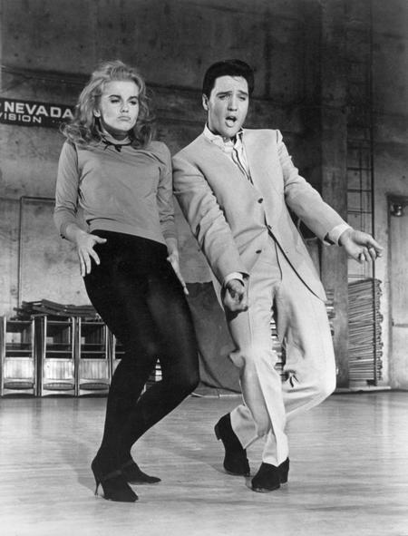 Elvis And Ann Margret, 1964