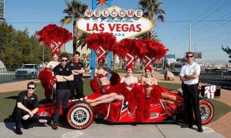 La IndyCar deja fuera de su calendario al ovalo de Las Vegas