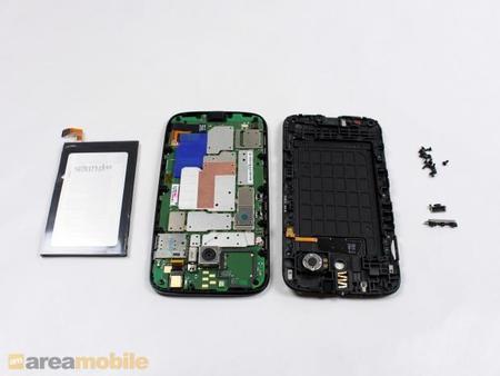 Motorola Moto G Desarmado