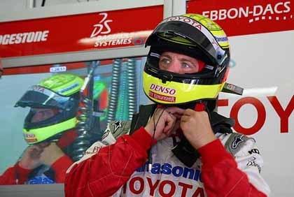 Ralf Schumacher anuncia que no seguirá en Toyota