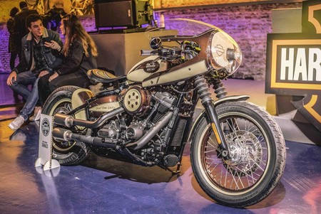 Las 5 obras de arte de Harley-Davidson que lucharán por estar en el mundial de Battle of the Kings