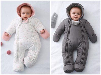 Abriga a tu bebé con estos buzos 100% invernales