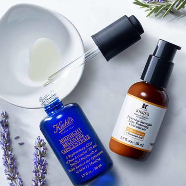 Crema, sérum, mascarilla... 11 productos de Kielh's con buenos descuentos para una completa rutina de belleza