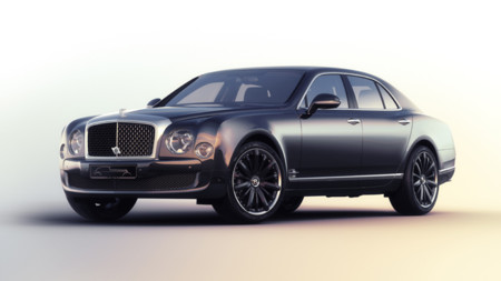 Bentley Mulsanne Speed 'Blue Train'