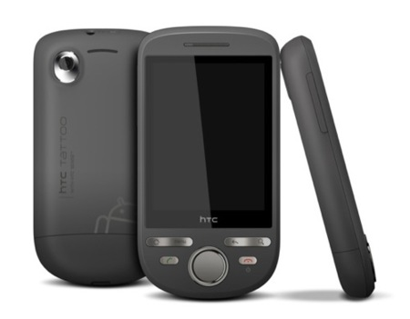 HTC Tattoo ofrece Android a un coste reducido