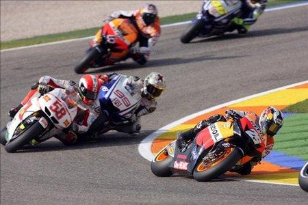 MotoGP 2011: Ya está decidido el programa de eventos