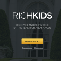 """A presumir a otro sitio: La aplicación """"Rich Kids"""" es retirada de la App Store"""