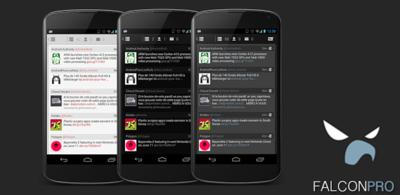 Falcon Pro encuentra una forma de sortear el límite de usuarios que Twitter impone