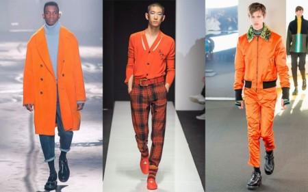 Amarillos y naranjas: los tonos ácidos que tu look necesita para darle vida al otoño