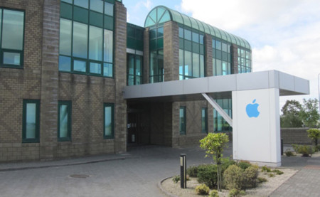 Central de Apple en Cork, Irlanda