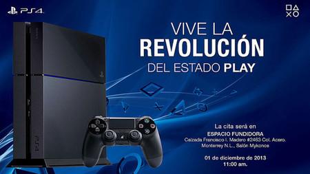 Anunciados eventos de PS4 en Guadalajara y Monterrey