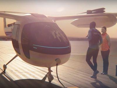 Uber ficha a una pieza clave de Tesla para desarrollar sus taxis voladores