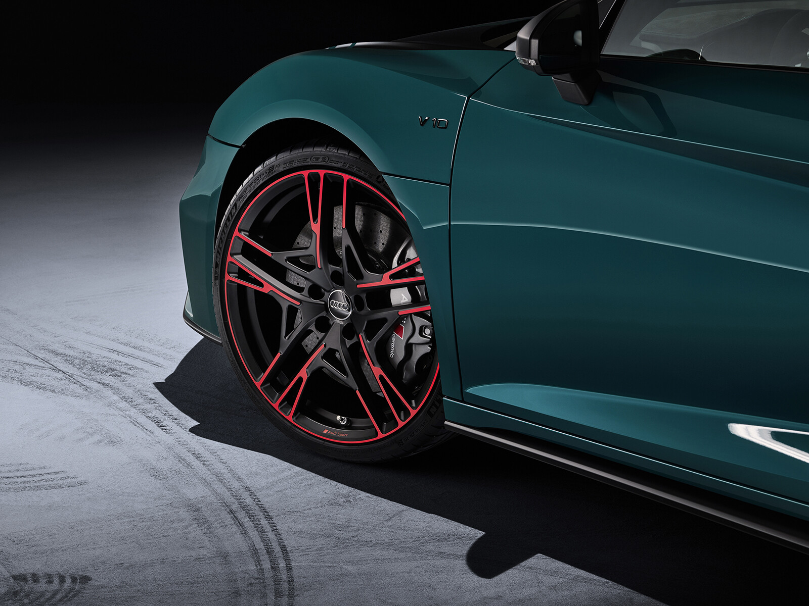 Foto de Audi R8 Green Hell (10/25)