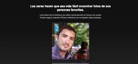 Desactivando la detección de caras en iPhoto