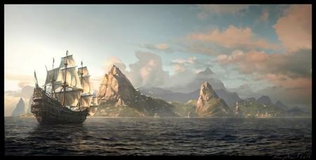 'Assassin´s Creed IV: Black Flag' y su generador dinámico de misiones navales System Horizon