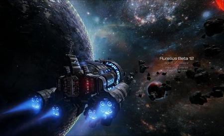 Sube a tu nave y busca un nuevo planeta para la humanidad en Into The Stars