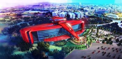 España tendrá el primer parque temático Ferrari Land de Europa, hotel de lujo incluido
