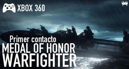 'Medal of Honor: Warfighter' para Xbox 360: primer contacto