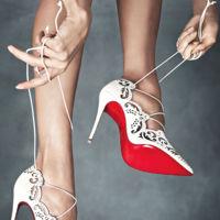 Clonados y pillados: el par de salones Cuplé que quería ser Louboutin