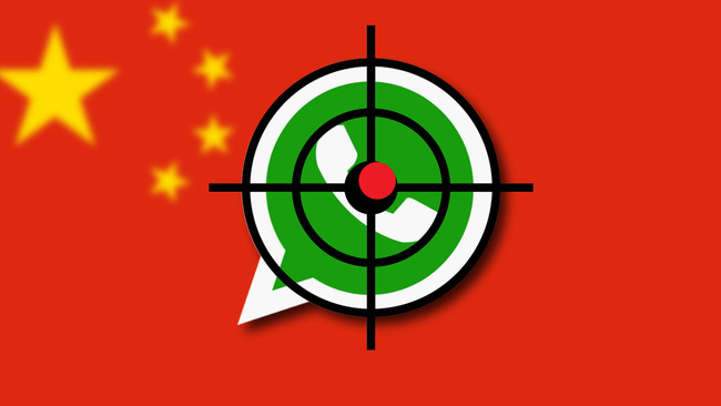 China bloquea WhatsApp por completo