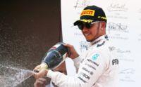 """La """"cara"""" renovación de Lewis Hamilton con Mercedes"""