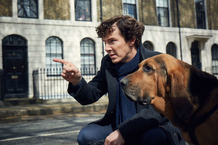 Sherlock First Look Unit Still Season 4