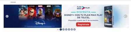 Disney Telcel