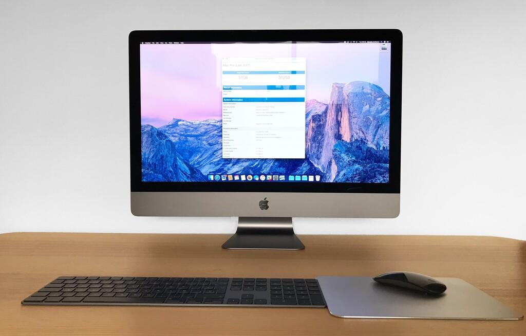 El adiós al iMac Pro, un equipo