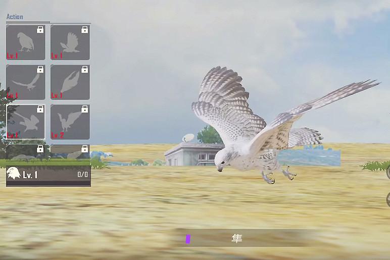 Pubg Mobile Nuevo Parche De Mascotas Con El águila