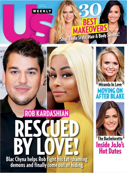 Rob Kardashian, enamoradérrimo