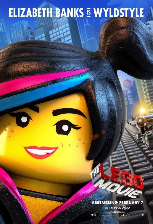 Foto de Carteles de 'La LEGO Película' (7/17)