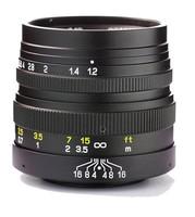 Mitakon ha presentado un interesante objetivo de 42,5 mm f/1.2 para cámaras sin espejo